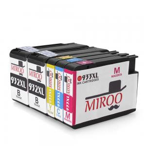 MIROO HP 932 1 SET+1BK ink cartridge